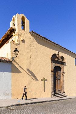 ES09392 Church of San Francisco,  La Orotava, Tenerife, Canary Islands, Spain