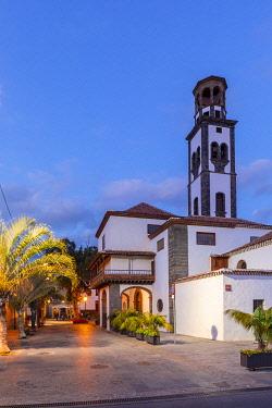 ES09401 Church of the Immaculate Conception, Santa Cruz de Tenerife, Tenerife, Canary Islands, Spain