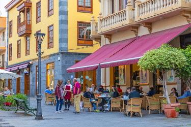 ES09419 Restaurant, Puerto de la Cruz, Tenerife, Canary Islands, Spain