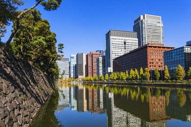TPX67842 Japan, Honshu, Tokyo, Marunouchi District Skyline