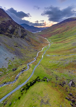 UK727RF UK, Cumbria, Lake District, Honister Pass
