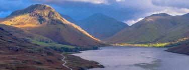UK08418 UK, Cumbria, Lake District, Wasdale, Wast Water