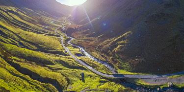 UK08419 UK, Cumbria, Lake District, Honister Pass