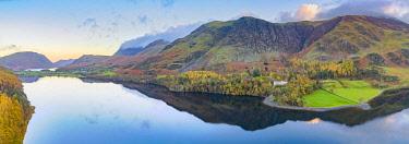 UK08442 UK, Cumbria, Lake District, Buttermere