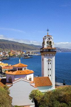 IBLHCO04786778 Basilica de Nuestra Senora de Candelaria, Sanctuary, Candelaria, Tenerife, Canary Islands, Spain, Europe