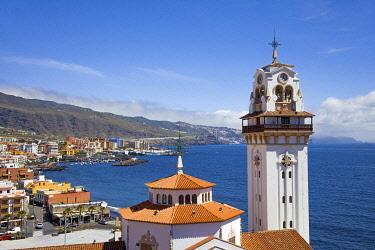 IBLHCO04786780 Basilica de Nuestra Senora de Candelaria, Sanctuary, Candelaria, Tenerife, Canary Islands, Spain, Europe