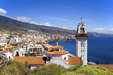 IBLHCO04786961 Basilica de Nuestra Senora de Candelaria, Sanctuary, Candelaria, Tenerife, Canary Islands, Spain, Europe