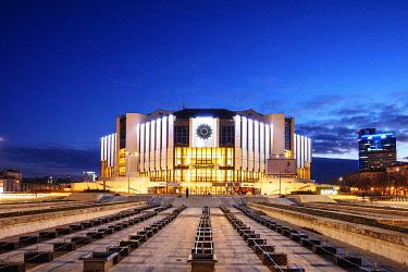 BUL0274 Europe, Bulgaria Sofia, NDK National Cultural Center
