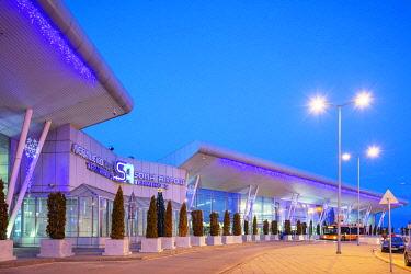 BUL0278 Europe, Bulgaria Sofia, Sofia International Airport Terminal 2