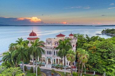 CLKNO101068 Palacio de Valle in Cienfuegos, Cienfuegos province, Cuba