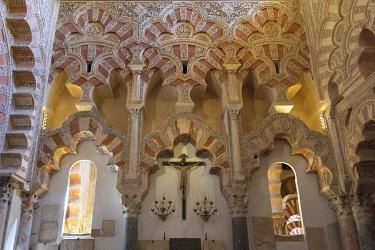 "CLKDC98134 Capilla de Villaviciosa, Mosqueâ�""Cathedral of Córdoba, Córdoba municipality, province of Córdoba, Andalusia, Spain"