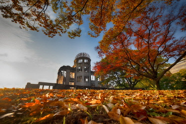 CLKCP104710 Japan, Hiroshima, Hiroshima peace memorial