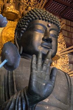 CLKCP104748 Japan, Nara, Great Buddha statue