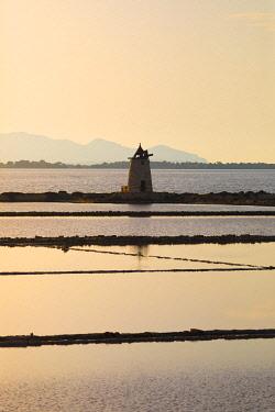 CLKST96590 Marsala salt flats, Sicily, Italy
