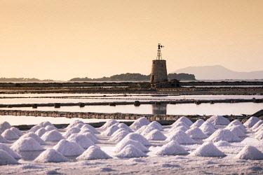 CLKST96591 Marsala salt flats, Sicily, Italy
