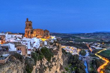 SPA9015AW Arcos de la Frontera, Andalusia, Spain
