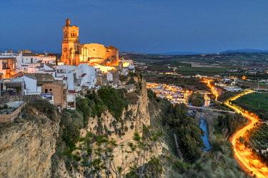 SPA9017AW Arcos de la Frontera, Andalusia, Spain