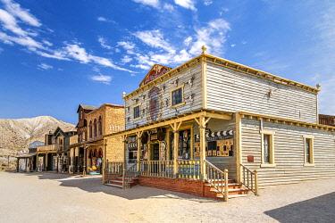 SPA9046AW Oasys Mini Hollywood wild west theme park, Tabernas, Almeria, Spain