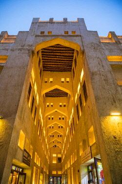 QT01439 Falcon souk, Souk Waqif, Doha, Qatar