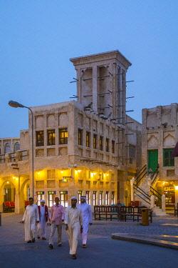 QT01440 Souk Waqif, Doha, Qatar