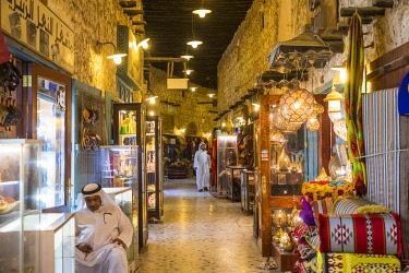 QT01474 Souk Waqif, Doha, Qatar
