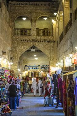 QT01478 Souk Waqif, Doha, Qatar