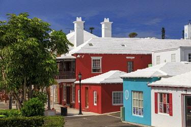 BU01133 Bermuda, St. George's Historical Town