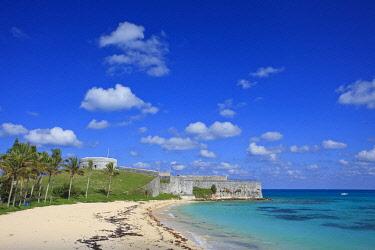 BU01135 Bermuda, Fort St. Catherine