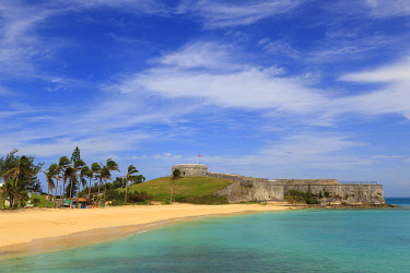 BU01147 Bermuda, Fort St. Catherine
