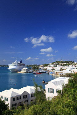 BU01150 Bermuda, South Coast, St. George's