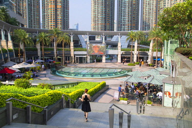 CH11899AWRF Civic Square in Elements Mall, Kowloon, Hong Kong