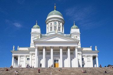 IBXJOR04824906 Helsinki Cathedral, Senate Square, Kruununhaka, Helsinki, Finland, Europe