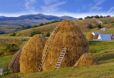 IBXMAN04826117 Haystack, Diemen, Pisce, Province of Pluzine, Montenegro, Europe