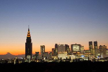 IBXTPG01793529 View of Shinjuku, Tokyo, Japan, Asia