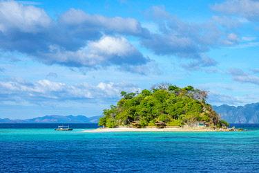 PHI1606AW Malacory Island (Bulalacao Island), Coron, Palawan, Philippines