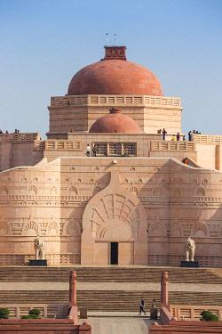 IN08332 India, Uttar Pradesh, Lucknow, Gomti Nagar, Dr. Ambedkar Park