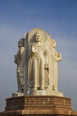 IN08342 India, Uttar Pradesh, Lucknow, Gomti Nagar, Dr. Ambedkar Park