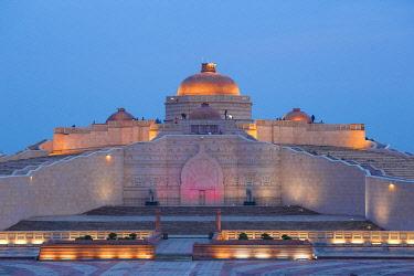IN08366 India, Uttar Pradesh, Lucknow, Gomti Nagar, Dr. Ambedkar Park