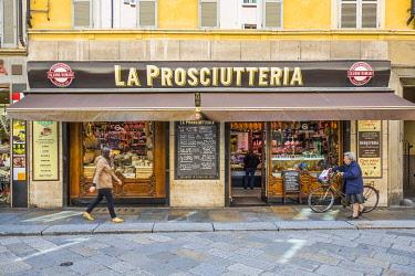 IT08072 La Prosciutteria delicatessen, Parma, Emilia-Romagna, Italy