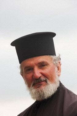 EU01KSU0071 Priest, Berat, Albania