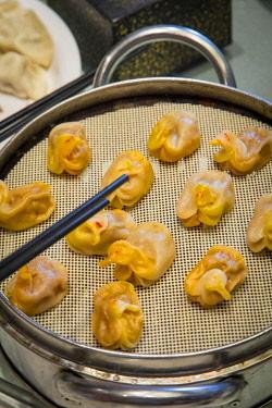 AS07DPB0146 Defachang Dumpling Restaurant, Xian, Shaanxi Province, China