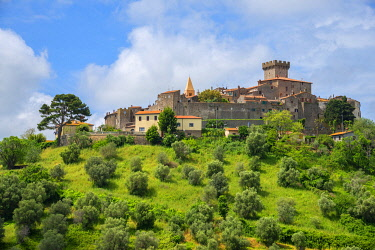 ITA14007AW View at Capalbio, Grosseto,Maremma, Tuscany,Italy