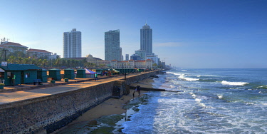 SRI2311AW Galle Face Green and Galle Face Beach, Colombo, Sri Lanka
