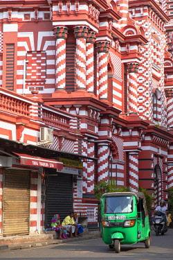 SRI2335AW Red Masjid, Pettah, Colombo, Sri Lanka