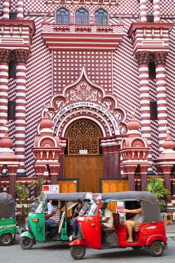 SRI2338AW Red Masjid, Pettah, Colombo, Sri Lanka