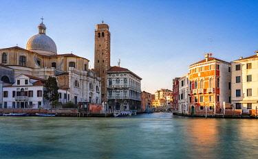 IBXKHS04866298 Church Chiesa di San Geremia, Canal Grande, Venice, Italy, Europe