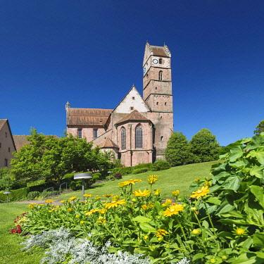 IBXMAL04877213 Monastery church, Alpirsbach, Black Forest, Baden-Wuerttemberg, Germany, Europe