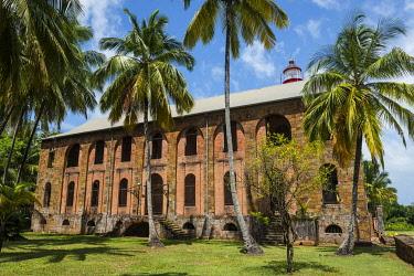 IBXRUN04870370 Former political imprisonment on Devils island, Iles du Salut, French Guiana, South America