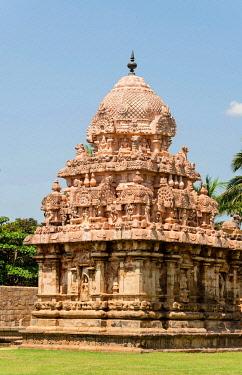 IBLMMW03920283 Airavatesvara Temple, temple complex, Darasuram, Tamil Nadu, India, Asia