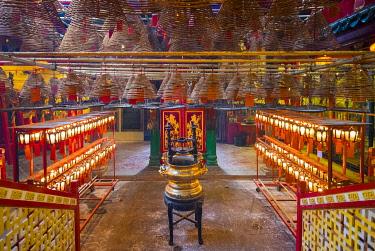 CH11994AW Man Mo Temple, Sheung Wan, Central District, Hong Kong Island, Hong Kong, China